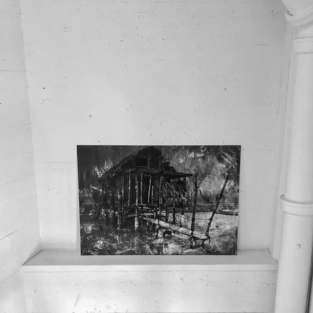 'Hurricane Survivor' 50x35 San Pedro, Belize  2016  Archival print on cotton rag and dibond   Price on request