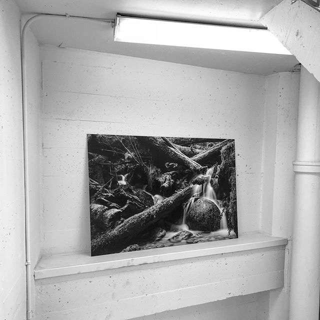 'Gravity #1' 50x33, North Vancouver, British Columbia, Canada   2016  Archival print cotton rg and dibond  Price on request