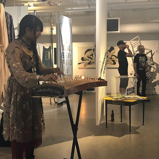 @vi_an_music performing at our opening May 25th 2018