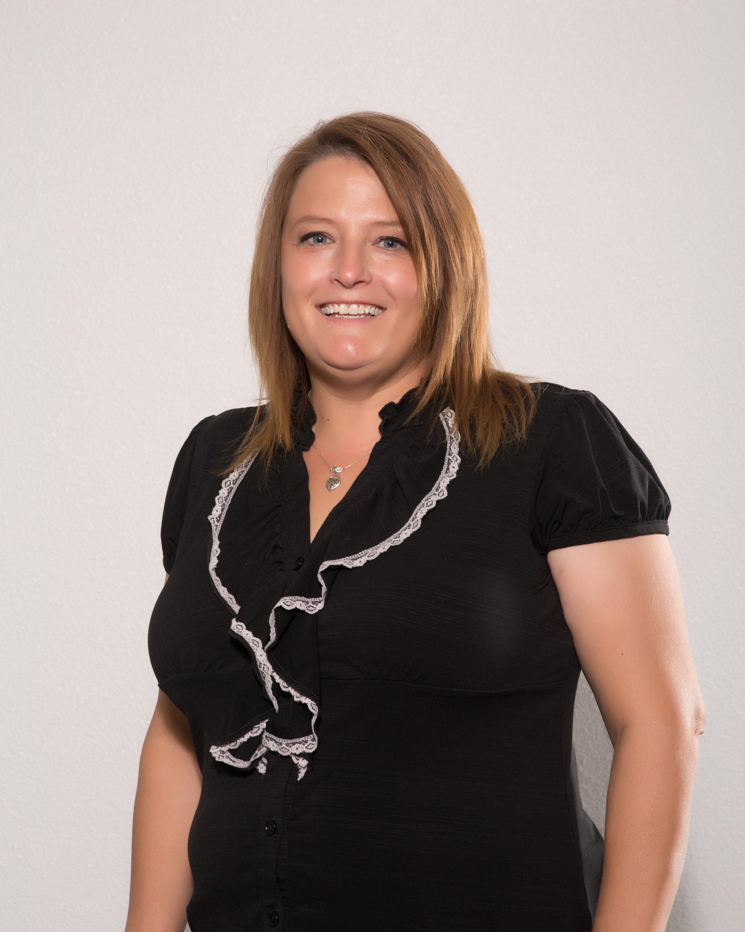Molly Shoemaker - Juarez  Receptionist