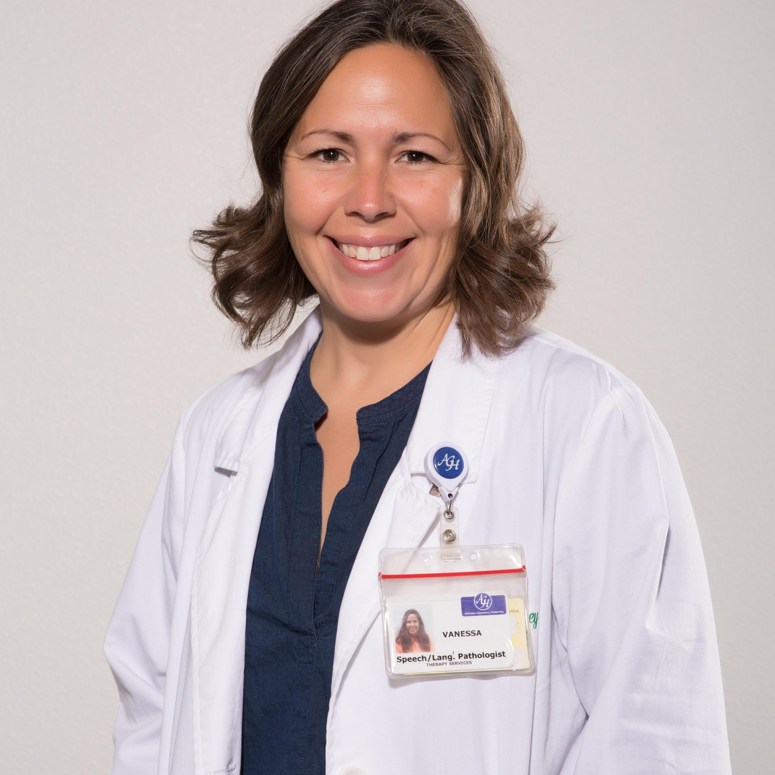 Vanessa Harvey  Speech / Language Pathologist / MS