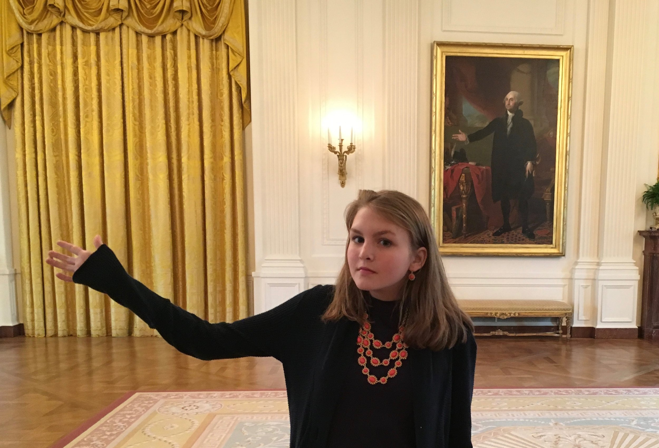Julia Wright, '21   Julia has never been convicted of insider trading. This makes Julia better, in at least one respect, than Martha Stewart.