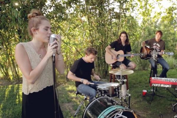 Backyard Sessions 2013