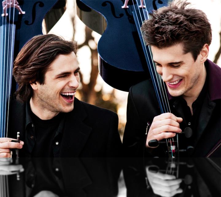 Luka and Stjepan