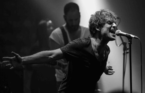 Blue eyed soulster, my friend Paolo Nutini