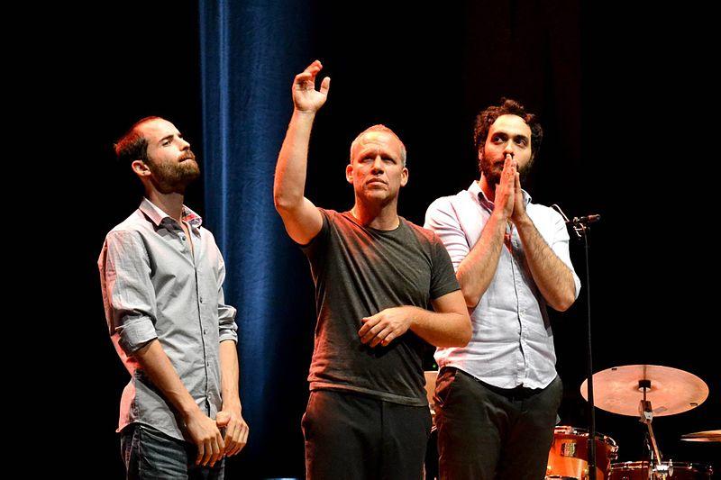 The Avishai Cohen Trio in  Uppsala , Sweden 🇸🇪 2015