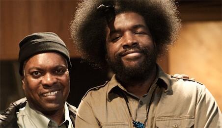 Booker T. Jones and Questlove