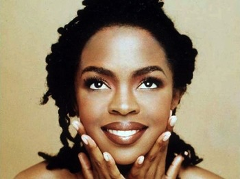Poet, singer, and actress Ms. Lauryn Hill