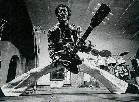 Chuck Berry was Dyn-O-mite