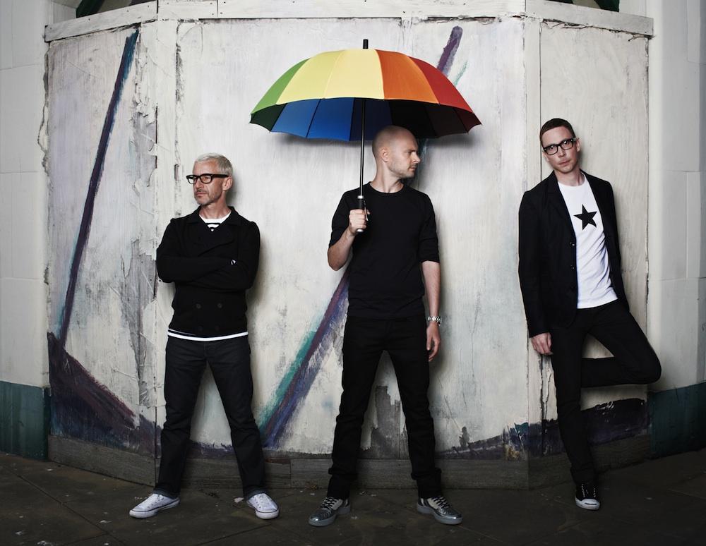 Tony McGuinness , Jono Grant, and Paavo Siljamäki are just Above & Beyond