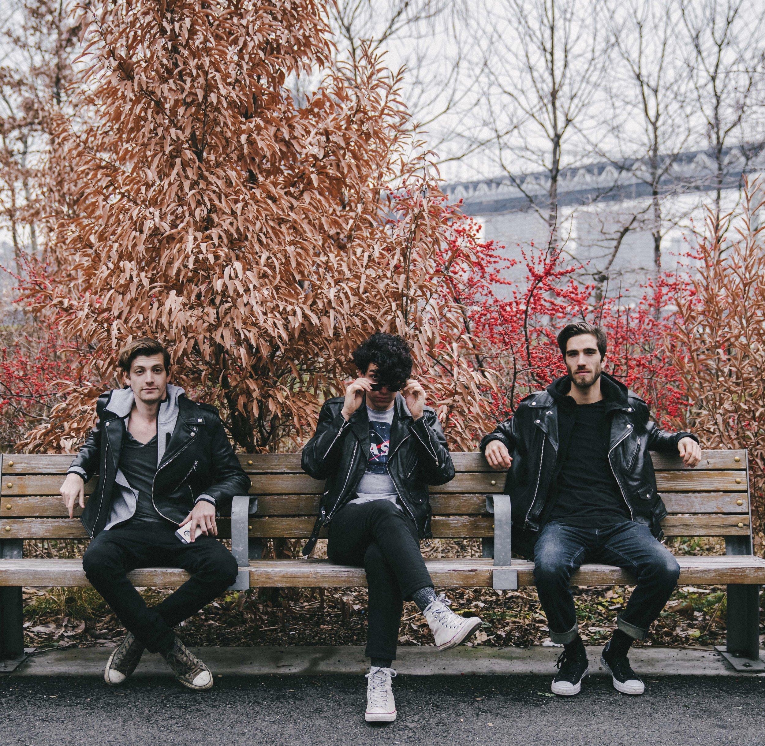 Guitarists: Avi Snow, John Pita & Percussionist Zach Para = City of the Sun