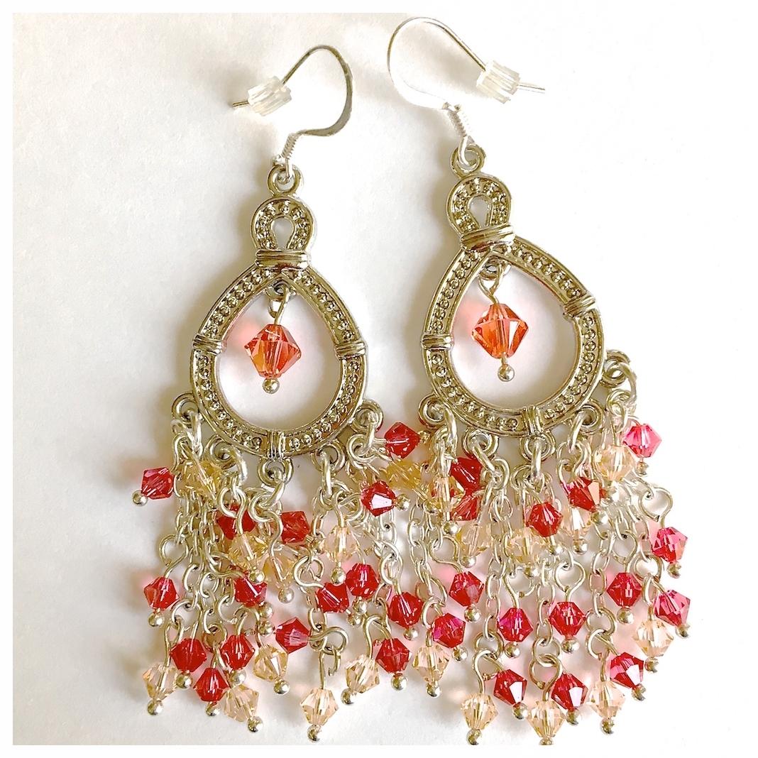 4 drizzling swarovski crystal earrings copy.jpg