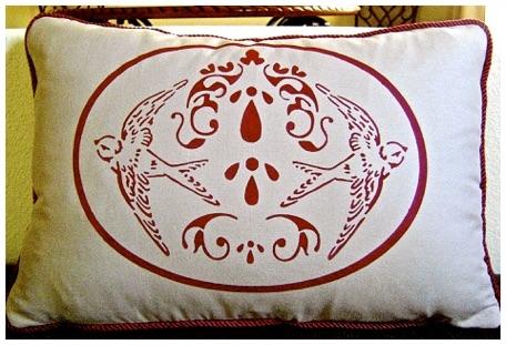 Nature Damask Accent Pillow.jpg