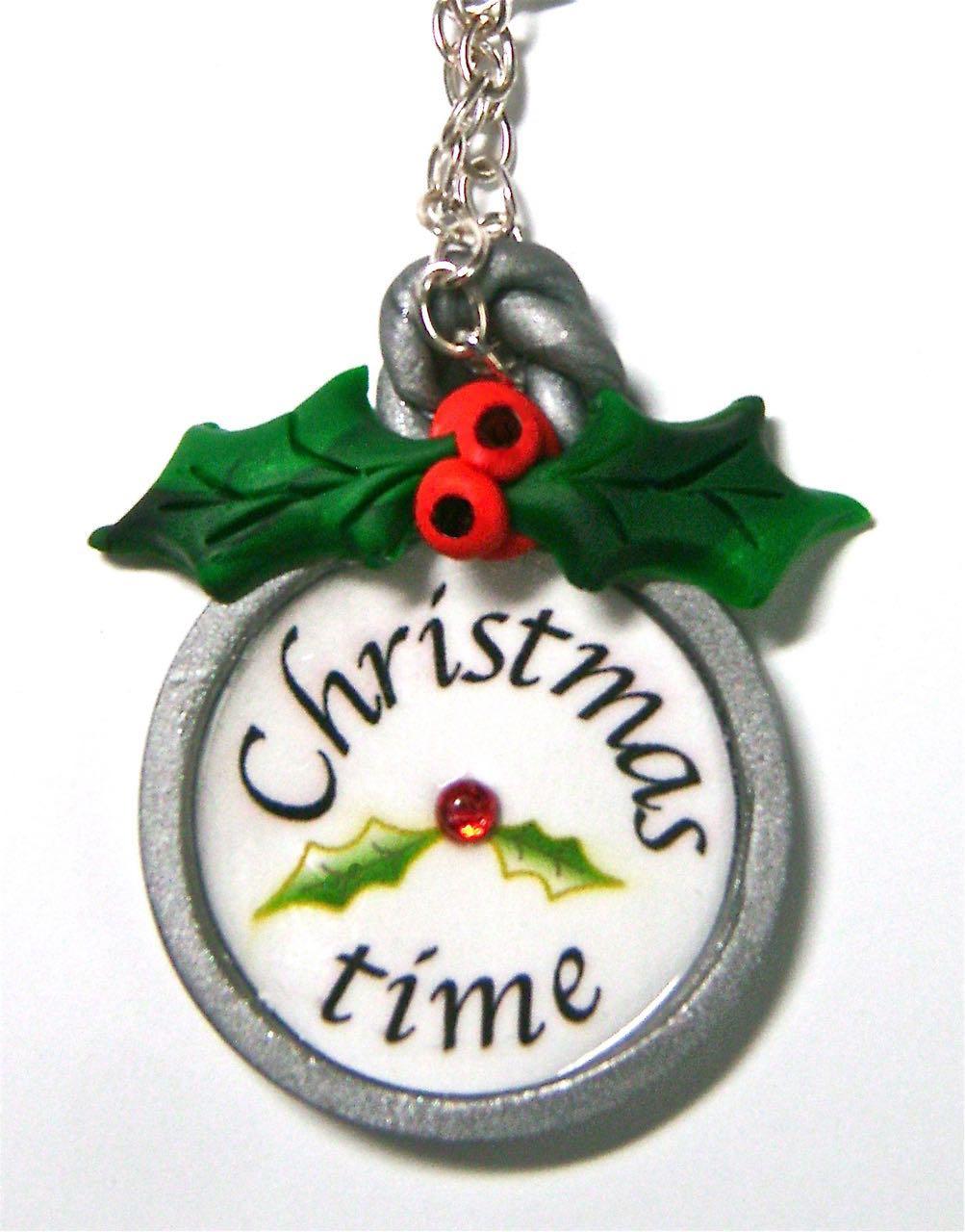 "Ornament measures 2"" long"