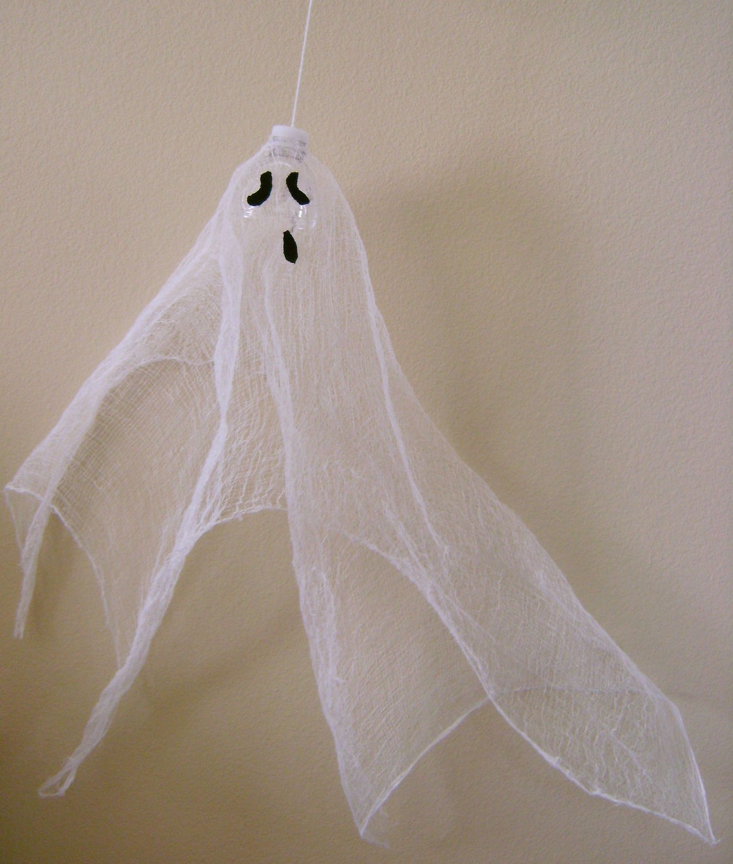 Hanging Baby Ghost