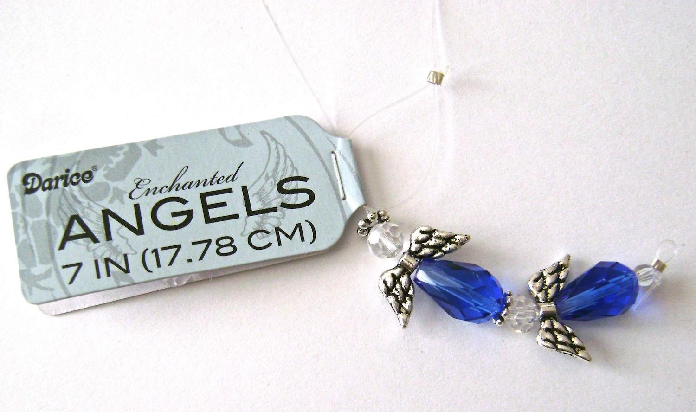 Darice Sapphire beads