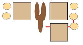 step 3 - Add a seed bead, and a Tila bead.
