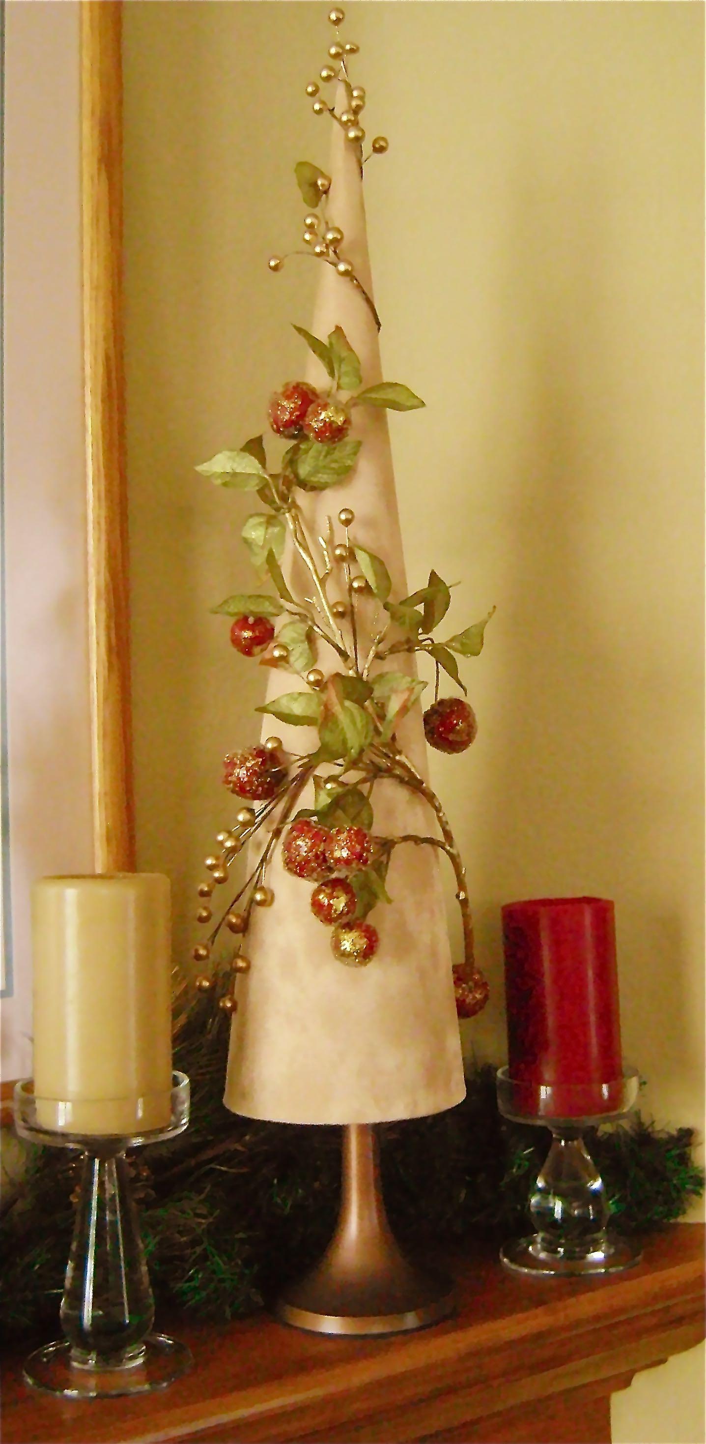 2011 Satin Cone Tree