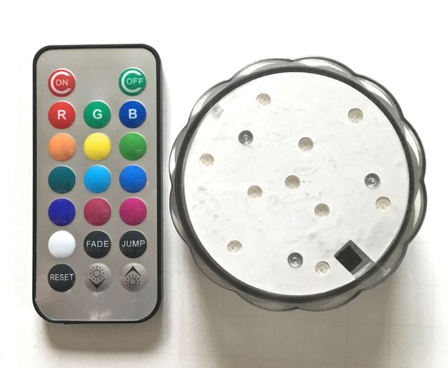 Light Unit with Remote