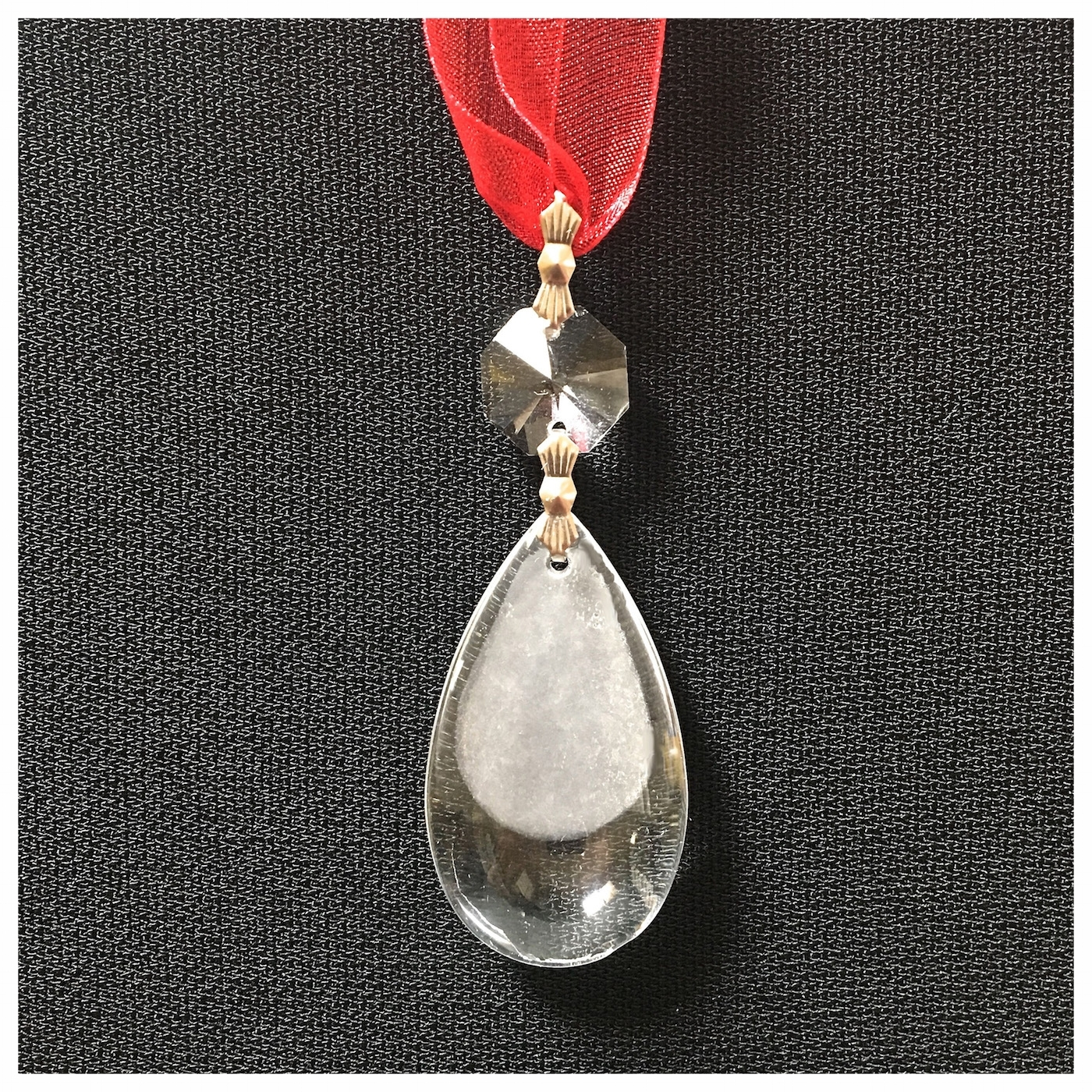 Etched Crystal teardrop ornament 2016.jpg