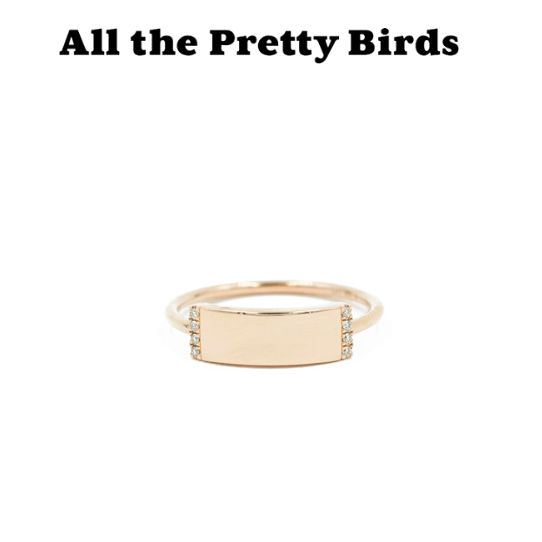 ALL THE PRETTY BIRDS