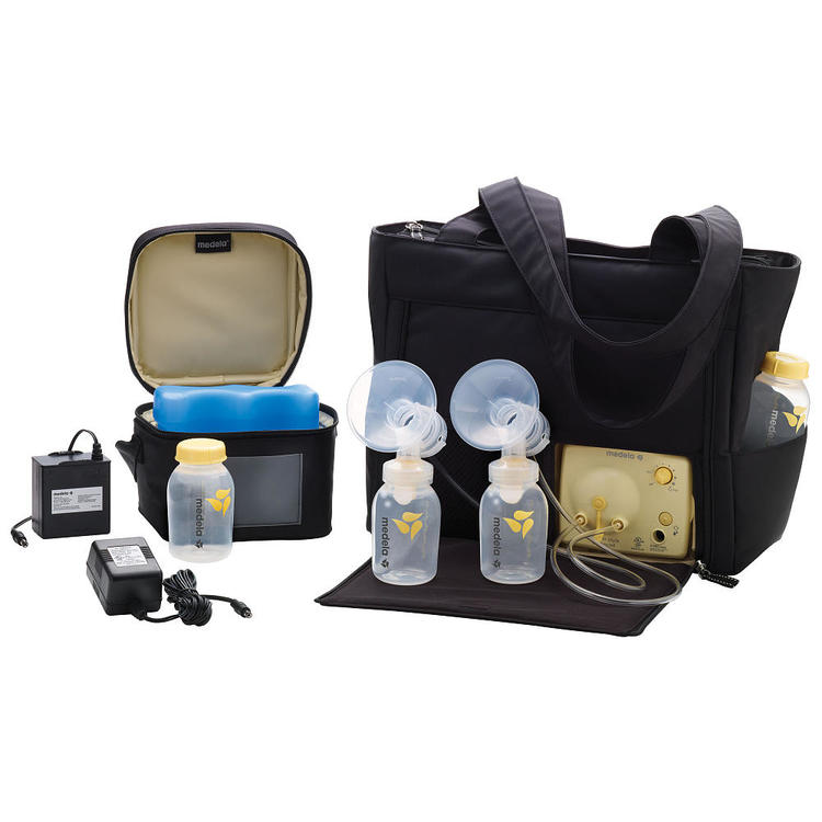 Medela Pump & Style Breast Pump with Accessories