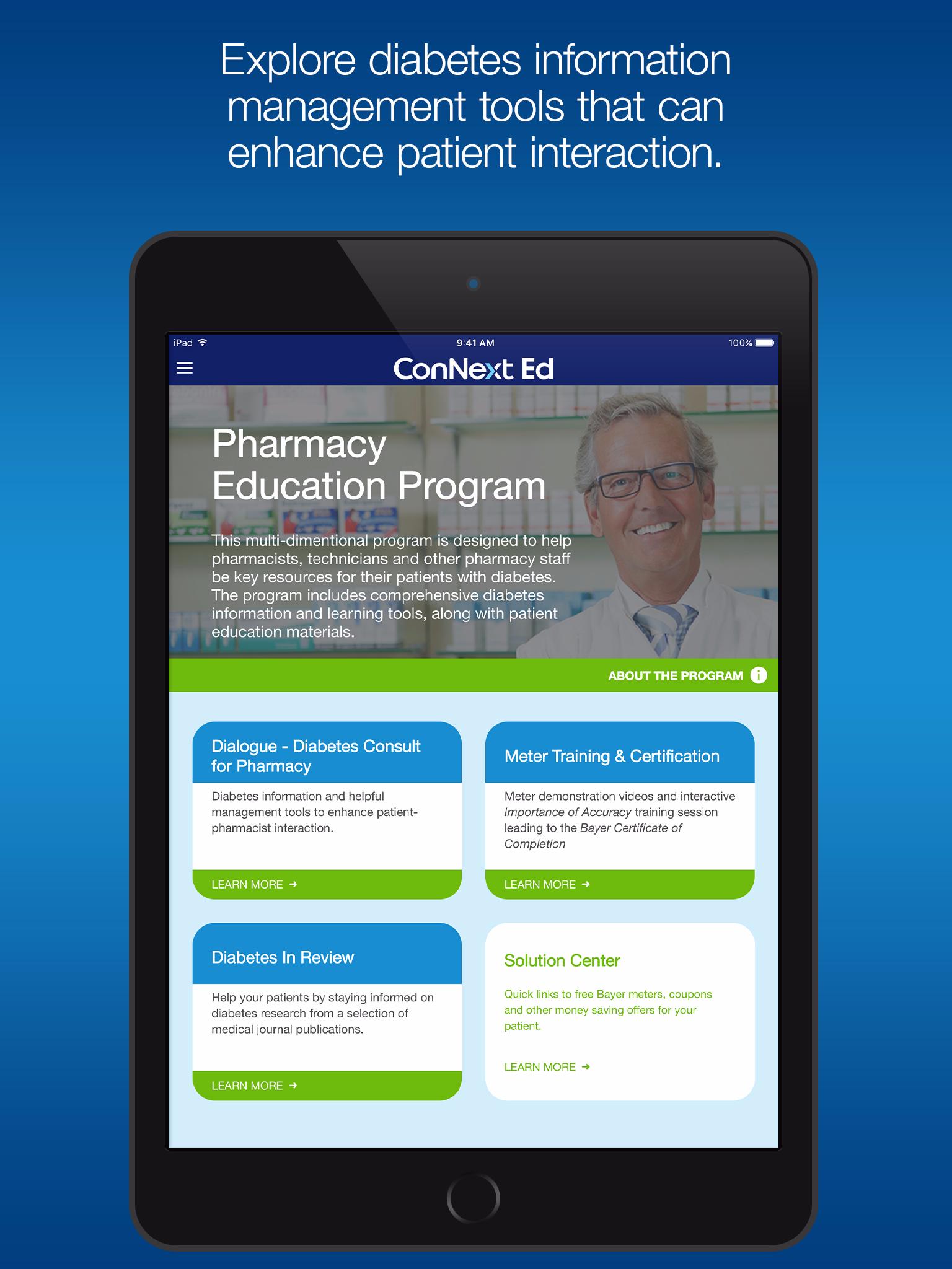 ConNext Ed App