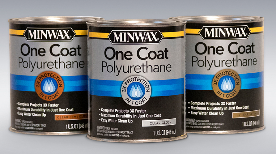 Minwax Packaging Design