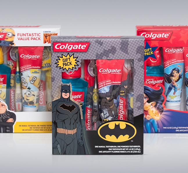 Colgate Value Packs