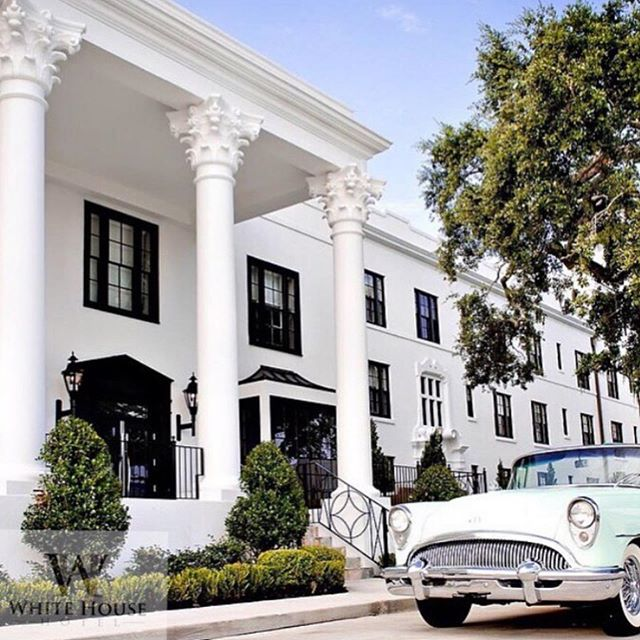 Always fun to experience a new part of the country. Today's site visit brought us to the iconic White House Hotel in Biloxi, Mississippi. If you're in town for a convention, this is the place to stay with a waterfront roof deck perfect for a reception. Sounds like we'll need to come back for the Peter Anderson Festival + Cruising on the Coast. ✨