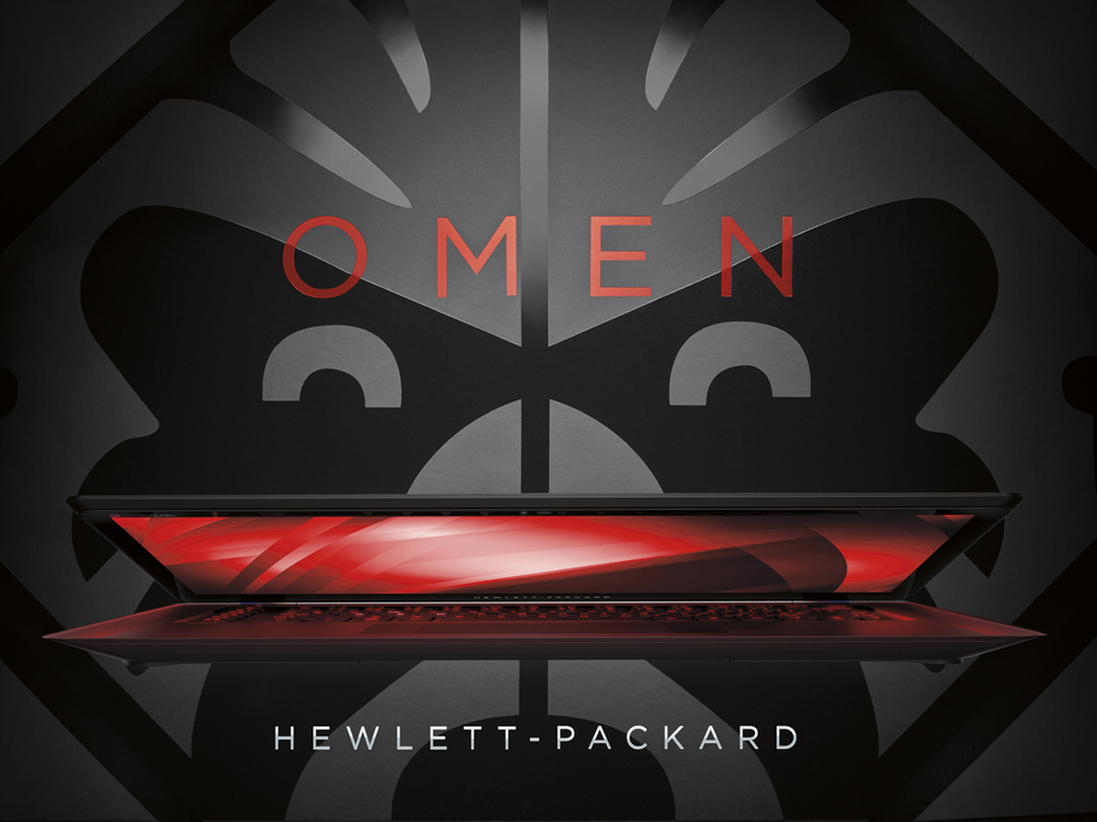 Hp Omen Matt Cappiello