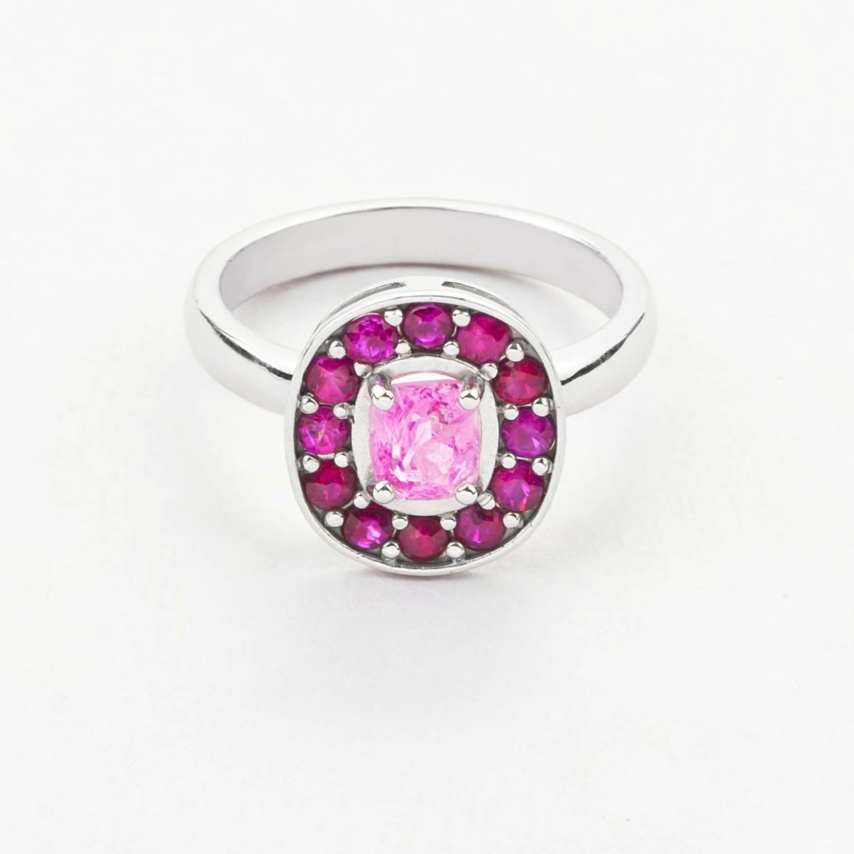 Mia Ruby Rockstar rings