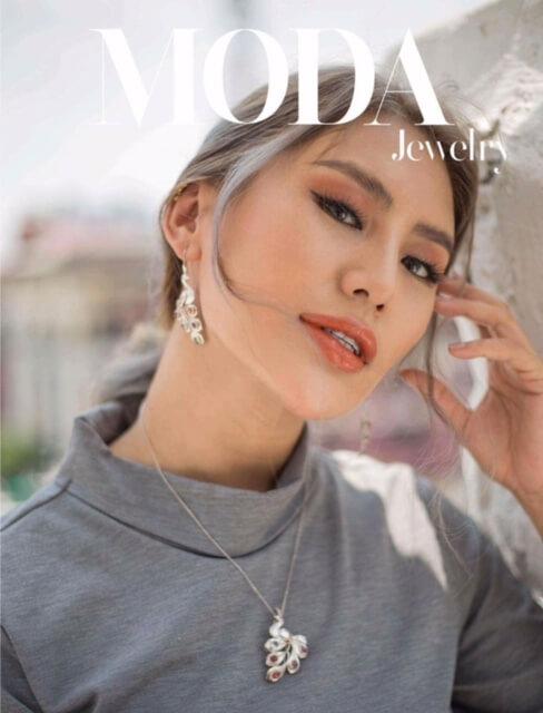 MODA Magazine Jewelry Photo Shoot, Myanmar | mia ruby jewellery 2018