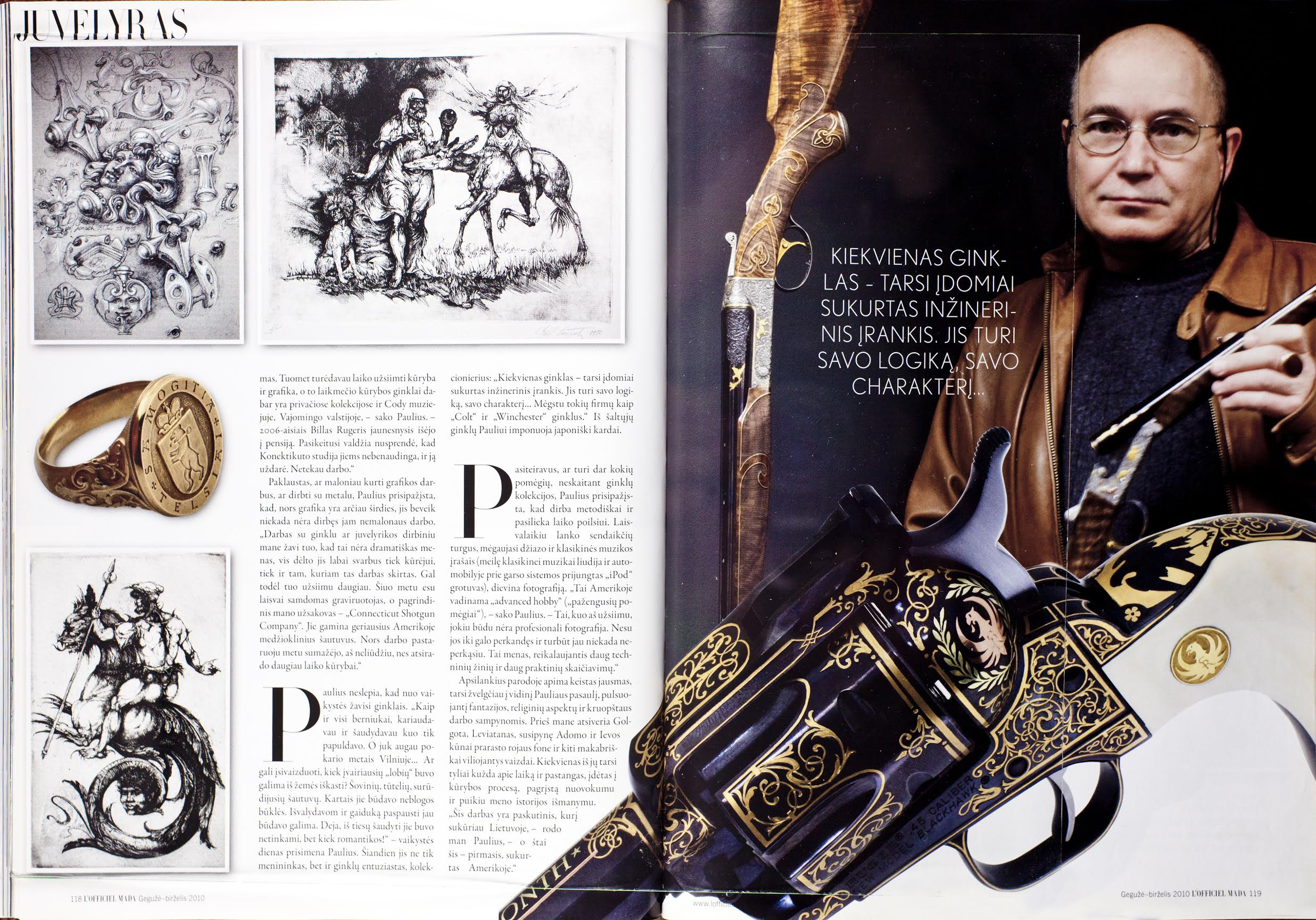 """L'Officiel Lithuania 
