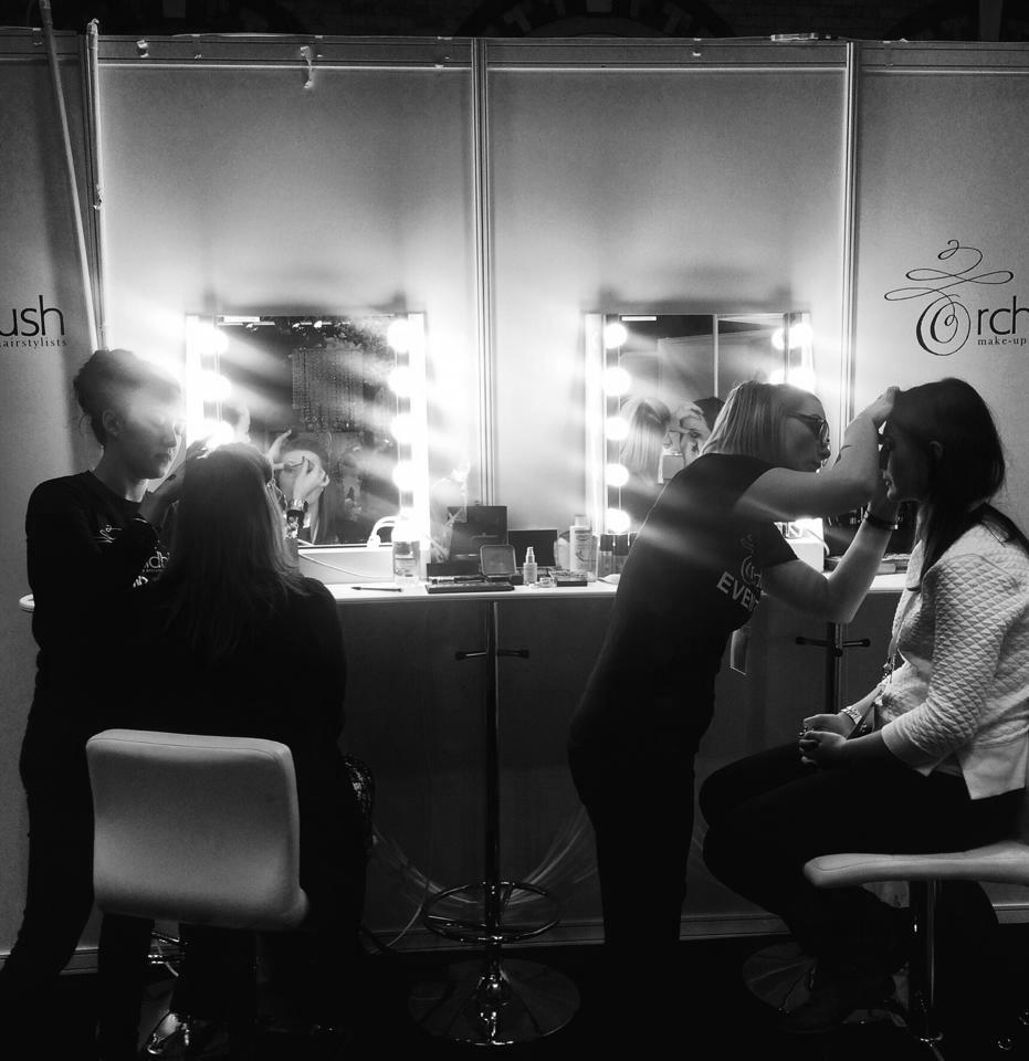 Team Pics Ella Creative hair and make-up academy