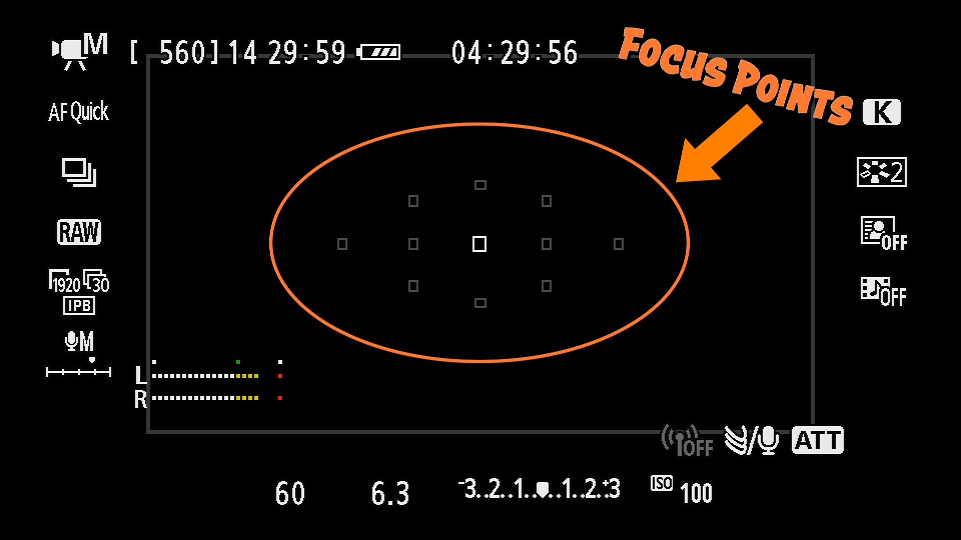 Stay Focused  - This module is all about how to make sure your photos are in focus.You'll learn about the different types of focus modes & focus points and the one essential thing every focus system needs in order to gain focus.I'll also reveal a special button setup that'll help you to eliminate getting out of focus shots.