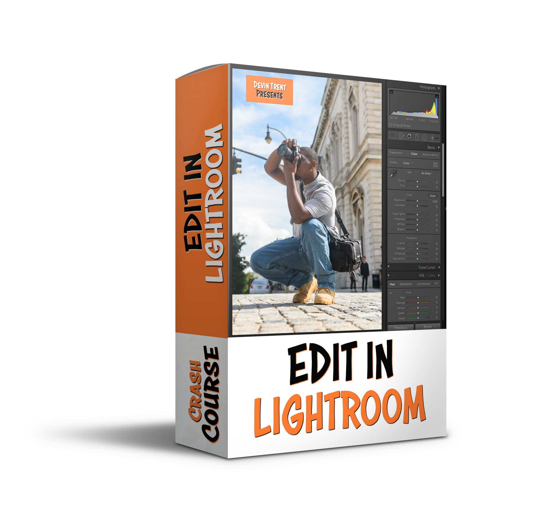 In this crash course to Editing In Lightroom, i'll demonstrate my entire process for editing RAW photos. We'll go from start to finish.  I'll take you behind the scenes of how I edit 4 different scenarios:  Portrait retouching, Landscapes editing, Wedding photos, and Engagement photos.   From import, to edit, and export.You will walk away from this training with more confidence to use Lightroom in your photography workflow.