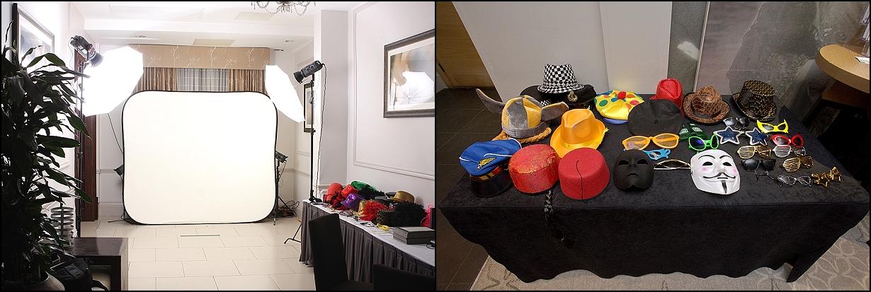 BTP studion & props
