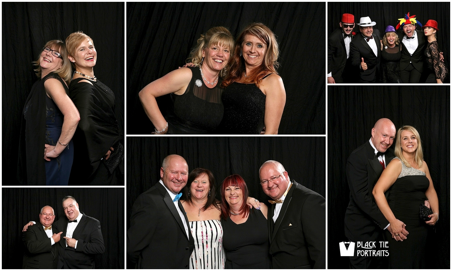 Freemasons Event Photographer Bristol | Black Tie Portraits