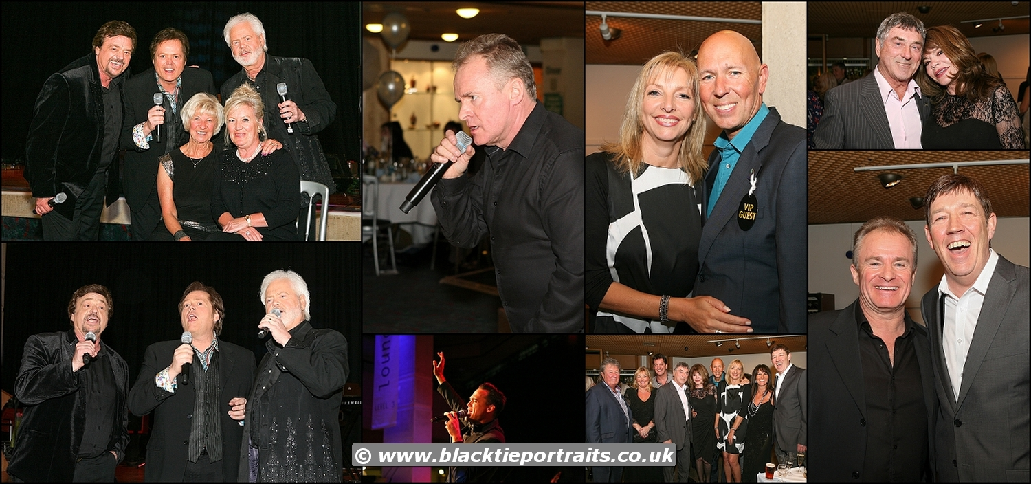 Celebrity Event Photographer Bristol | Black Tie Portraits