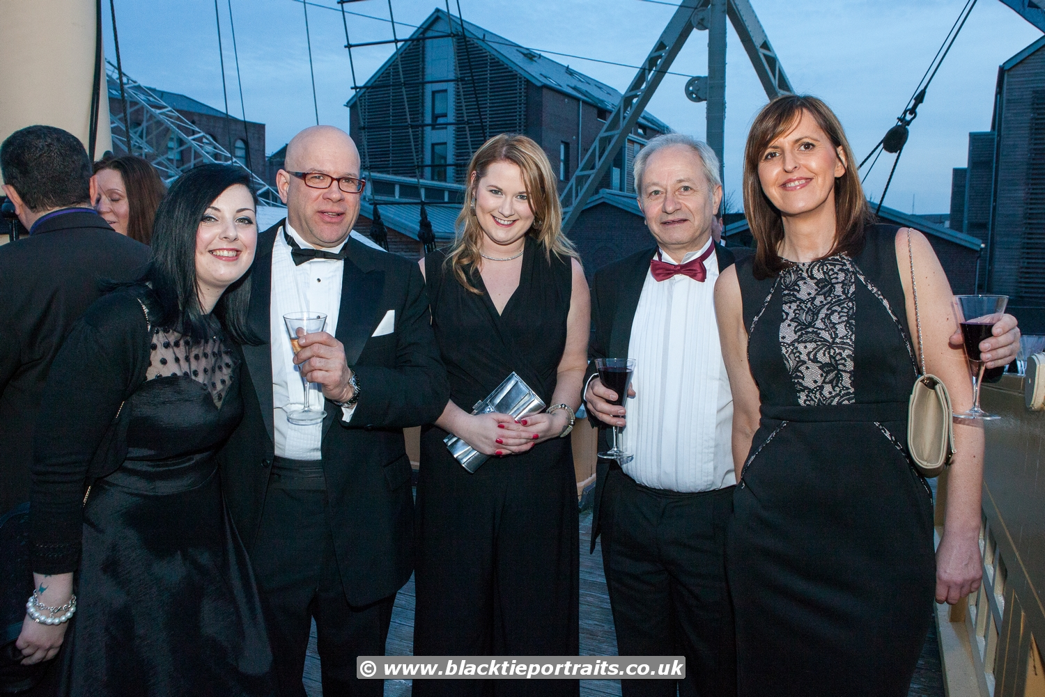 Corporate Awards Night on the SS Great Britain
