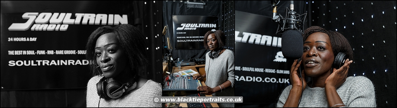 Claudine of Soul Train Radio, Bristol