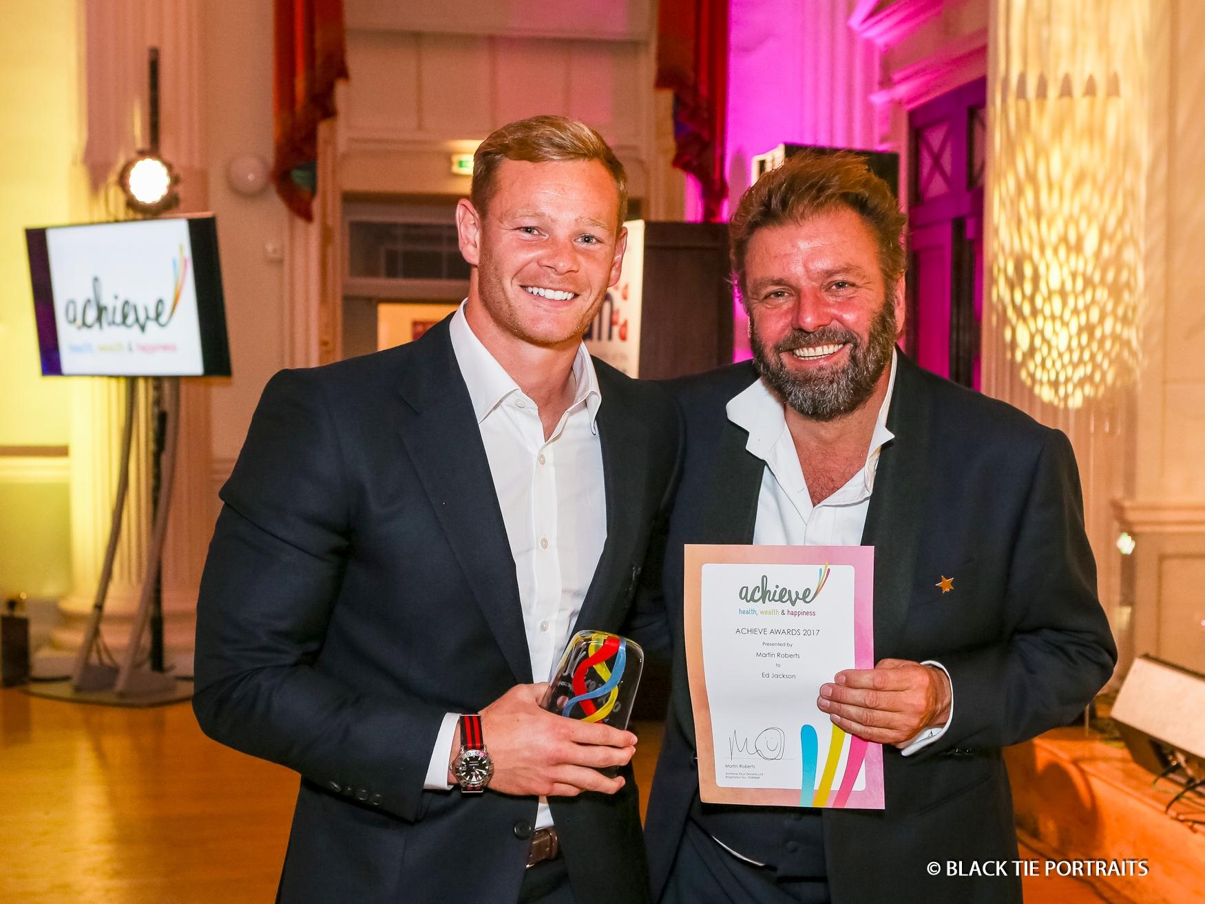 Business Awards Photographer Bath | Black Tie Portraits