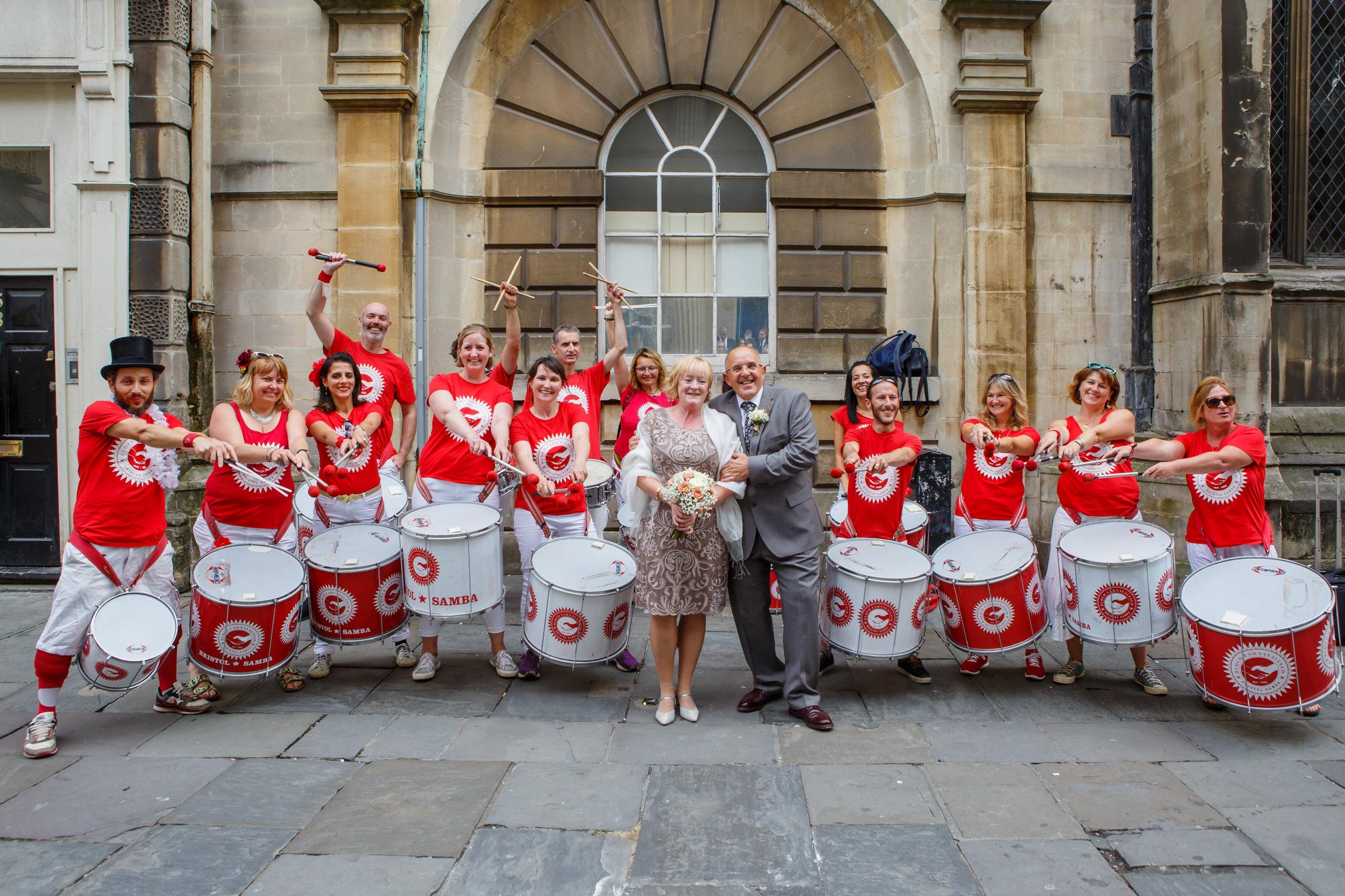 Bristol Samba Band