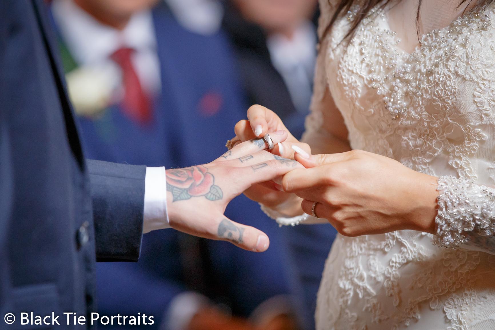 Bristol Wedding Photographer | Black Tie Portraits