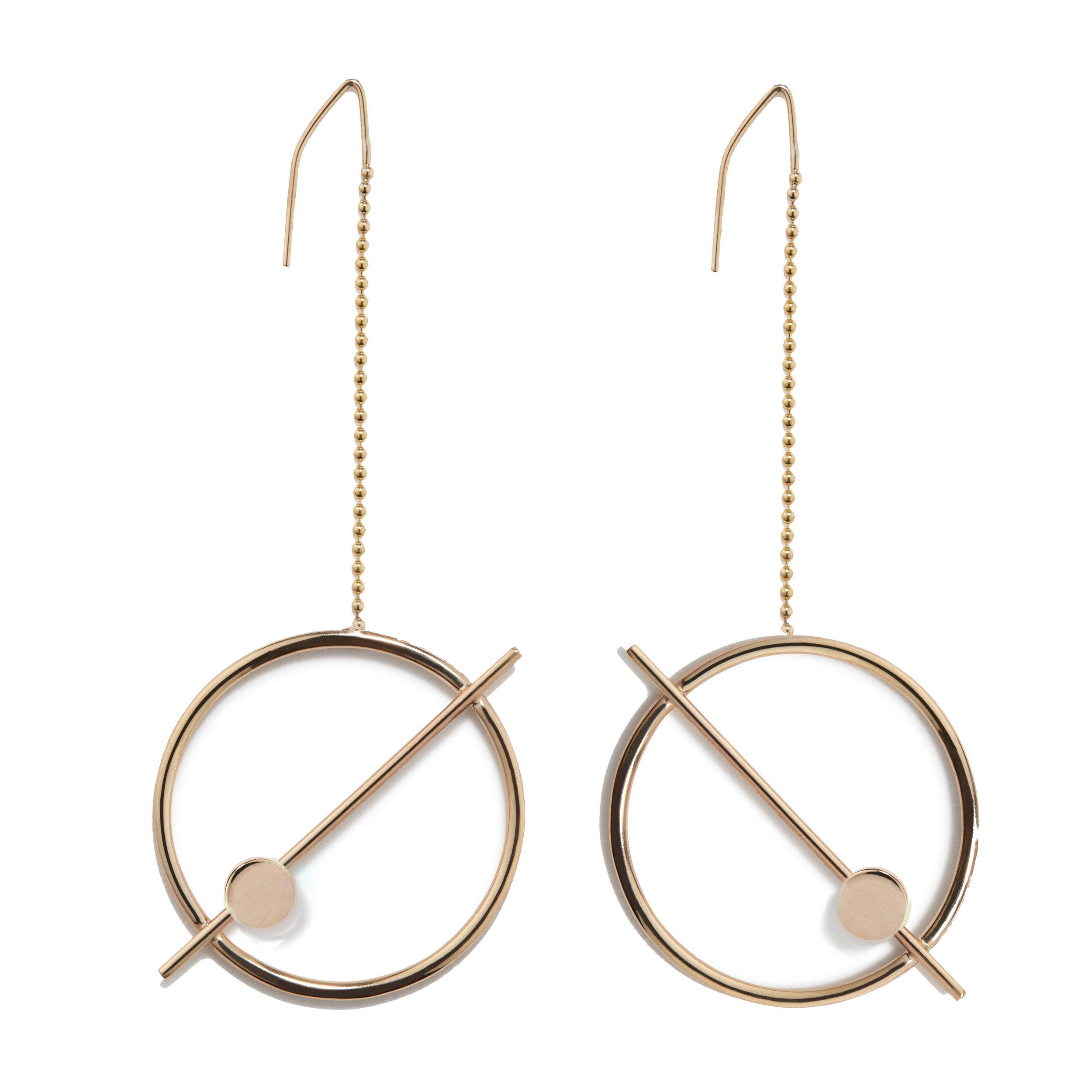 Boreas III Earrings
