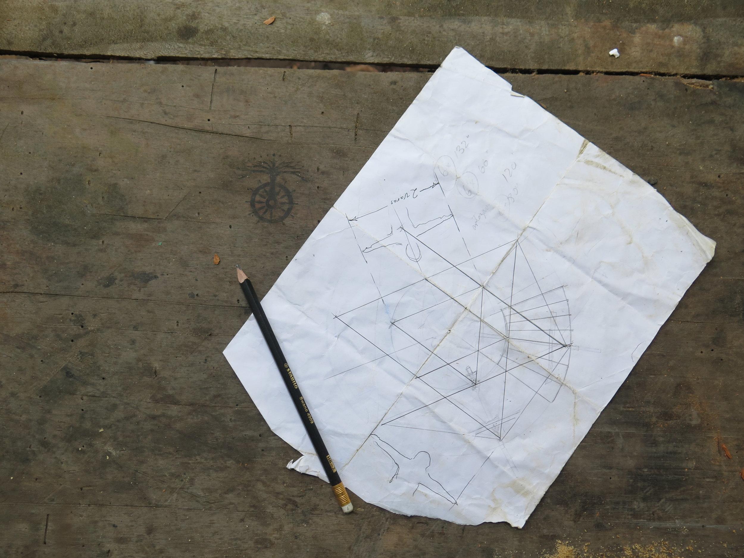 Floorplan for Treehouse Design 4.0