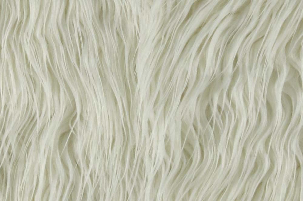 Faux Fur - 3 inch pile, 10+ Colors - 4.5 stars - $31/yard