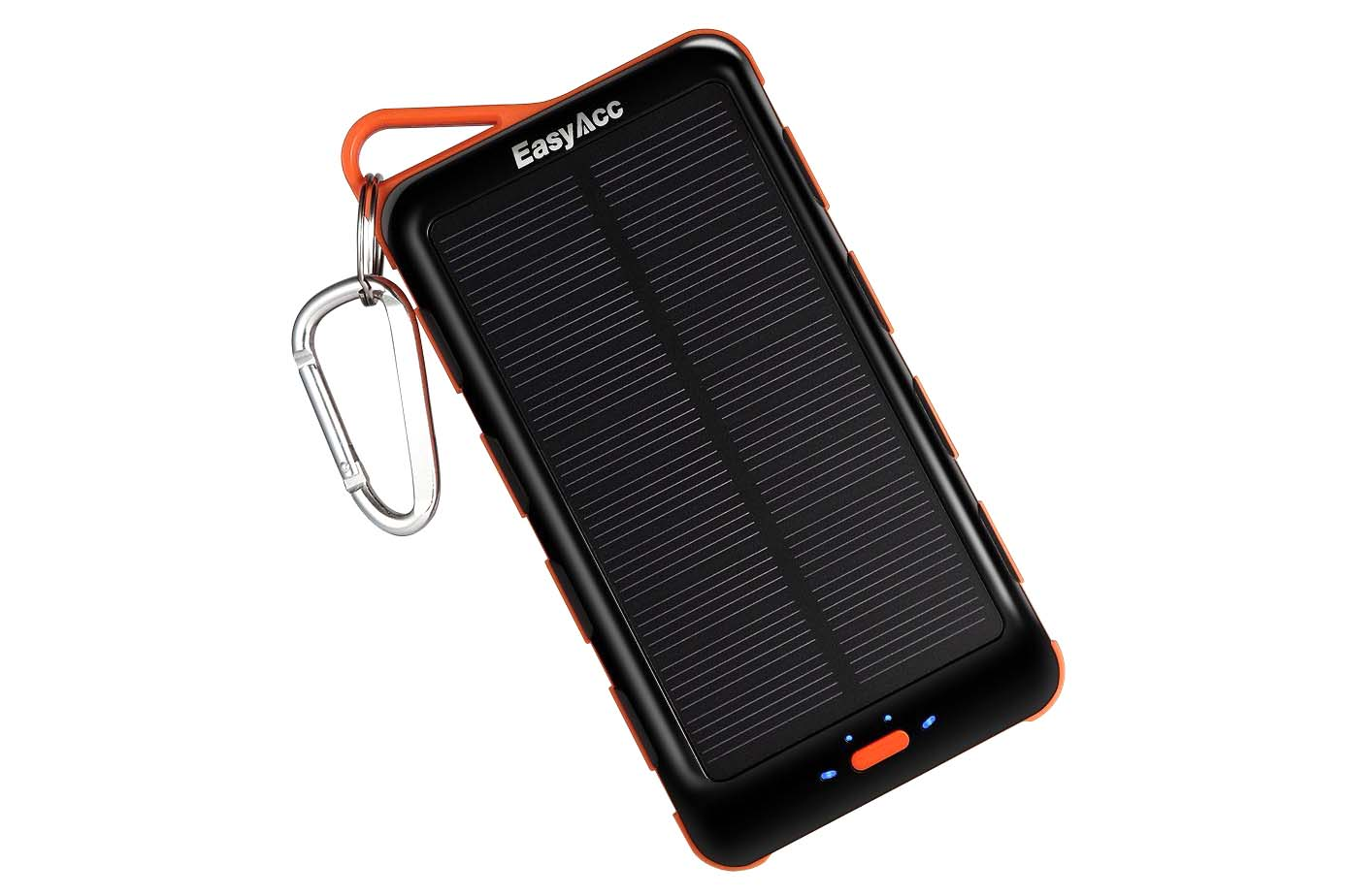Solar Battery Charger, 15,000 mAH - 4.5 stars - $40 (Prime)