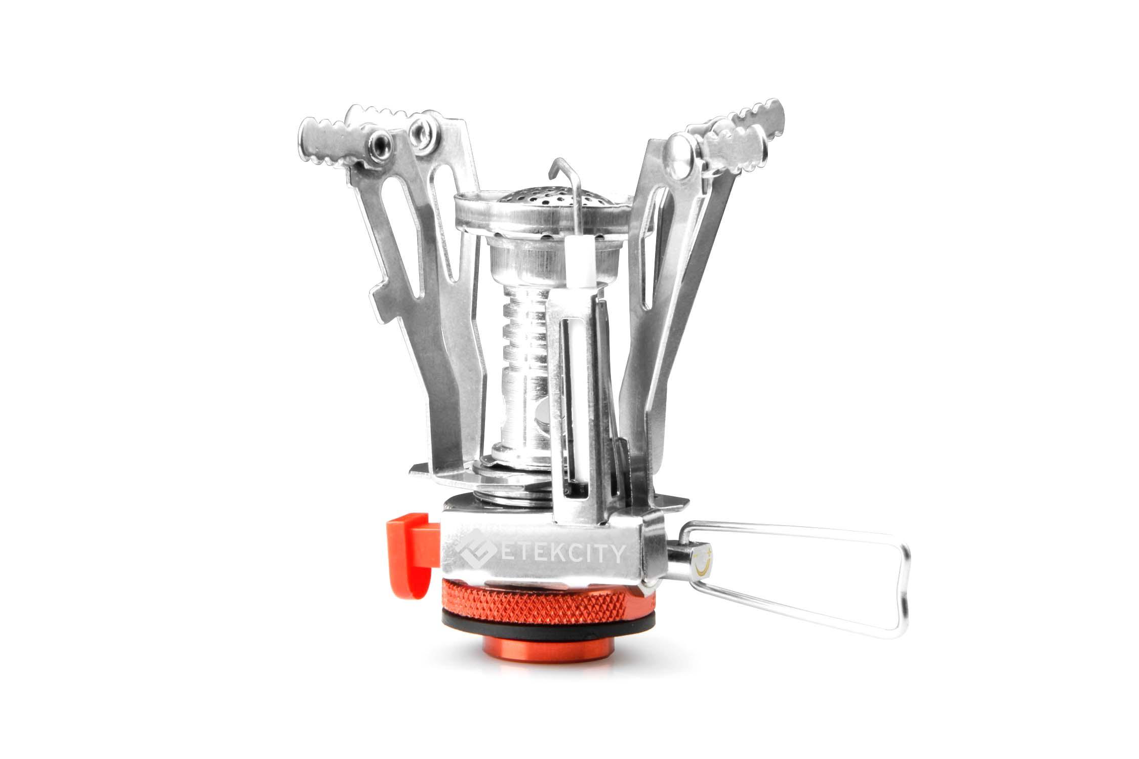 Ultra Compact Stove - 4.5 stars - $11 (Prime)